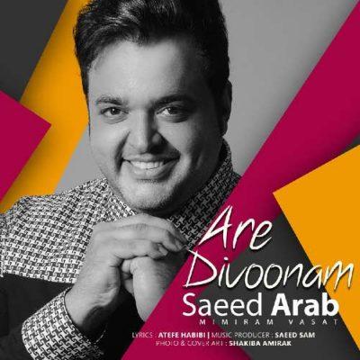 دانلود آهنگ سعید عرب به نام واست میمیرم