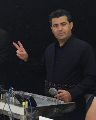 دانلود آهنگ کردی آیت احمد نژاد به نام نذری خاصم بو