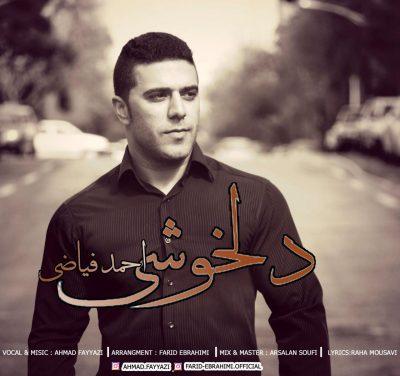 دانلود آهنگ احمد فیاضی به نام دلخوشی