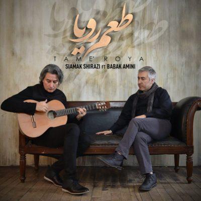 دانلود موزیک ویدیو سیامک شیرازی و بابک امینی طعم رویا