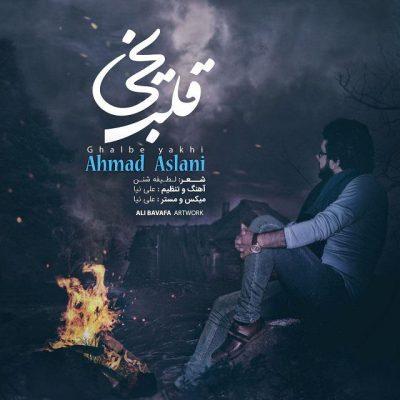 دانلود آهنگ احمد اصلانی قلب یخی