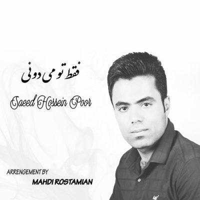 دانلود آهنگ سعید حسن پور فقط تو میدونی