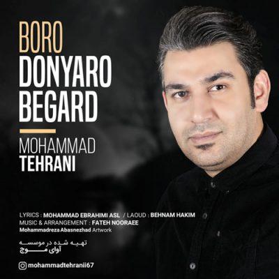 دانلود آهنگ محمد تهرانی برو دنیا رو بگرد