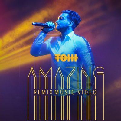 دانلود موزیک ویدیو حسین تهی به نام Amazing (Remix)