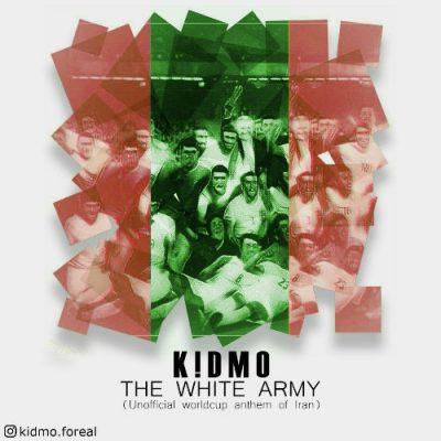 دانلود آهنگ کیدمو به نام ارتش سفید