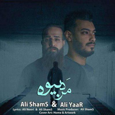 دانلود آهنگ علی شمس و علی یار به نام مَرد بیوه